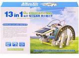 Робот-конструктор на солнечных батареях 13 в 1