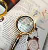 Лупа Magnifier лінза 90 мм Кратність x5, фото 4