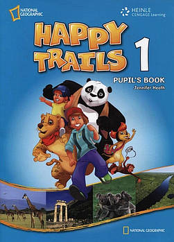 Happy Trails 1 Pupil's Book with CD