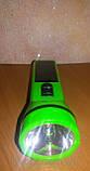 Фонарь лед аккумуляторный с солнечной панелью, фото 5