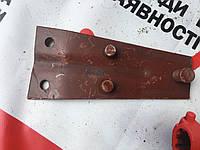 Тримач ножа на косарку роторну wirax з отворами 12мм, фото 1
