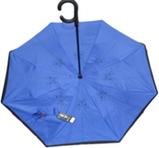 """Up-brella - зонт """"наоборот"""" трость двойная, фото 4"""