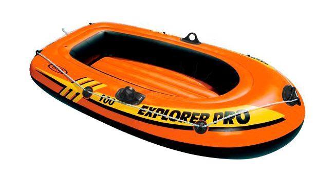 Лодка надувная Intex Explorer 100 Pro 58355NP