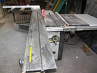Форматно-раскроечный станок Zenitech FR2800 бу 2010, каретка 2800 мм, фото 1