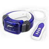 Массажер для шеи Neck Therapy Instrument PL-718B., фото 3
