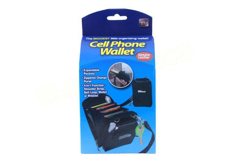 Универсальный кошелек-портмоне Cell Phone Wallet 4 в 1.