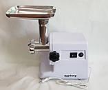 Мясорубка электрическая Rainberg RB 671 2200 Вт, фото 10