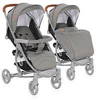 Коляска детская прогулочная LorelliS-300 Dark Grey от 0 до 3 лет, серая