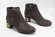 Замшевые ботинки Battine B0457, фото 2