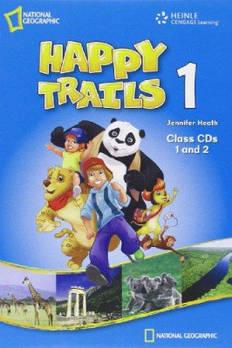 Happy Trails 1 Class Audio CD's (2)