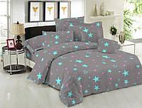 Набор постельного двуспального белья из бязи