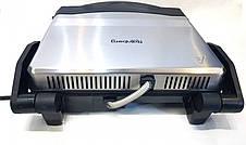 Контактный гриль Rainberg RB-5406, для барбекю с лотком для жидкости, 1500Вт, фото 2