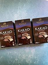Какао порошок Magnetic cacao extra ciemne, 200 г Польша