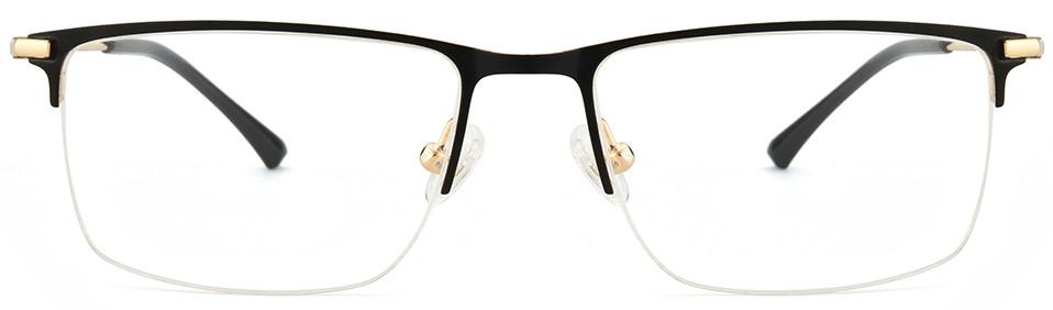Чоловіча оправа для окулярів на волосіні (можна вставити лінзи)