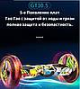 Гироборд Smart Balance Wheel 10,5 дюймов U8 TaoTao с самобалансом и колонкой (Статуя свободы), фото 4