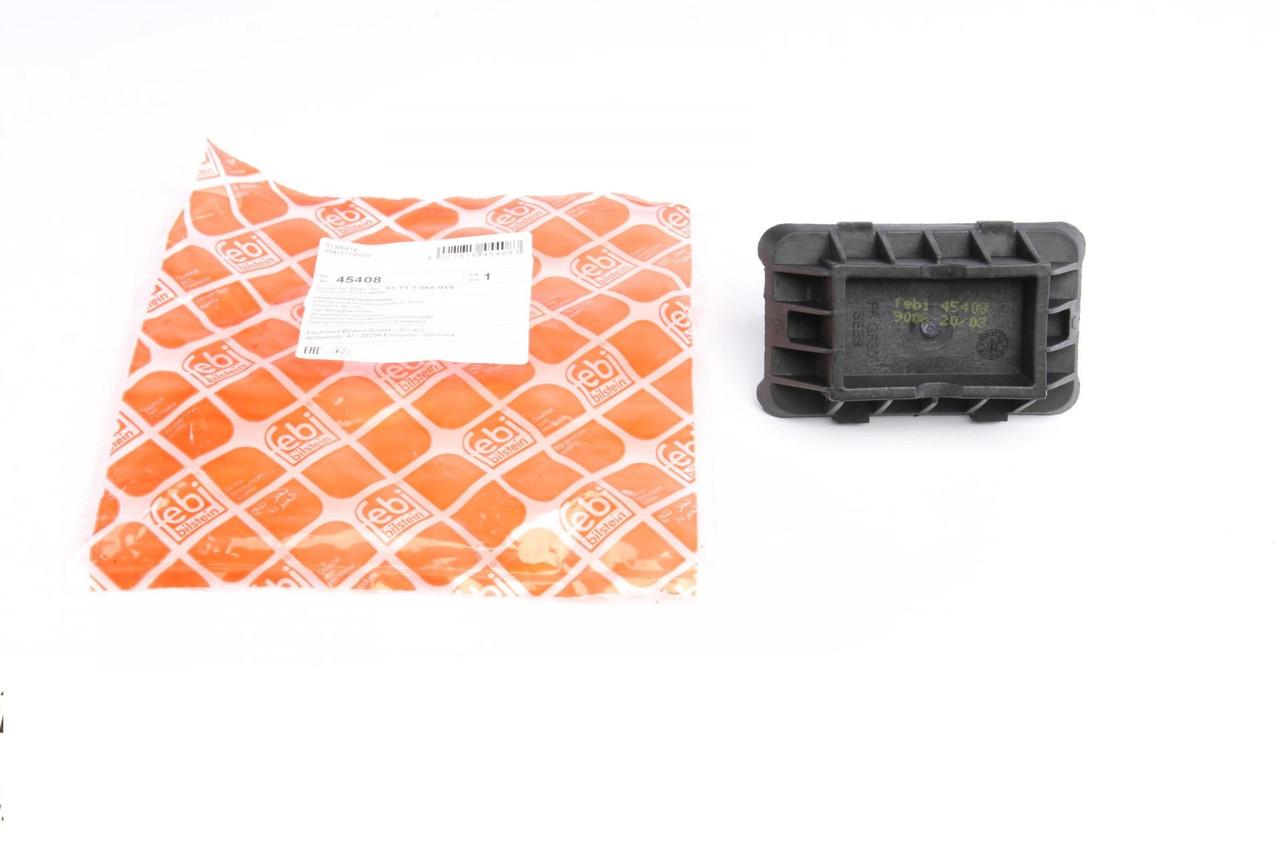 Подушка поддомкратная (упор, заглушка, кріплення) BMW 5 (E60/E61)/X3 (F25)/X4 (F26) 01-18 (45408) FEBI