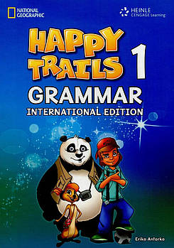 Happy Trails 1 Grammar student's Book International Edition