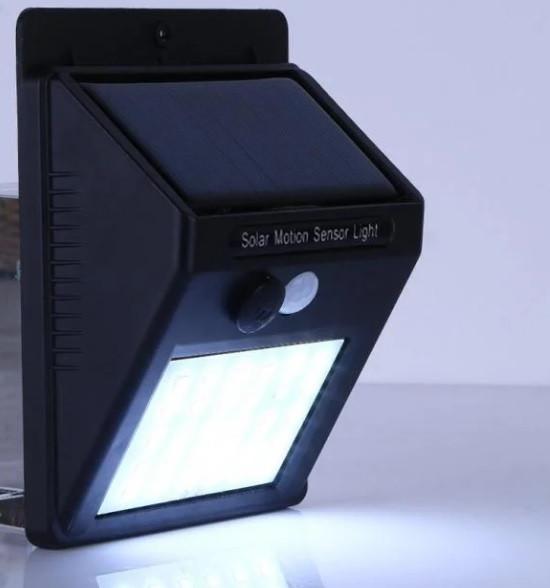 Светодиодный Навесной фонарь с датчиком движения (Оригинальные фото)