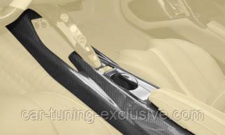MANSORY transmission tunnel cover for Ferrari F12 Berlinetta