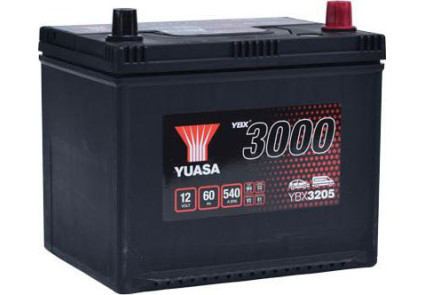 Yuasa 12V 60Ah SMF Battery Japan (0)