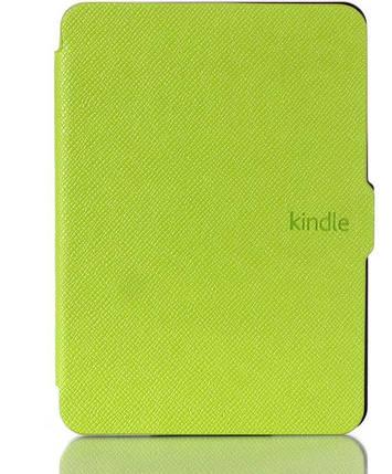 Чехол обложка  для Amazon Kindle Paperwhite  2012 2013 2015 2016 зеленый DP75 EY21, фото 2