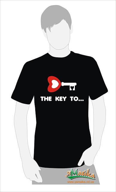 The key to my heart мужская