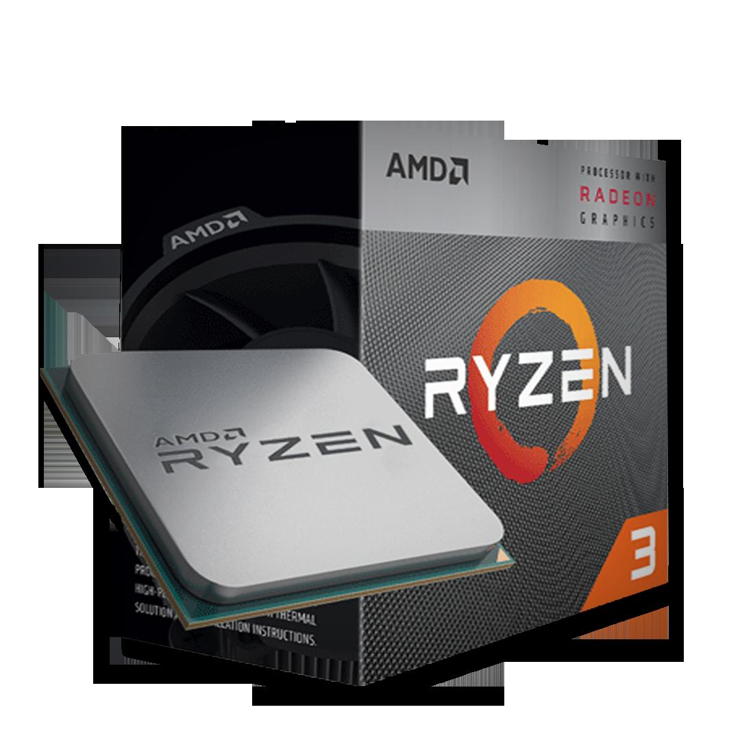 Процессор  AMD Ryzen 3 3200 G