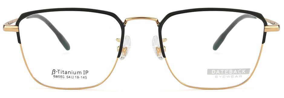 Титанова оправа для окулярів Good Day