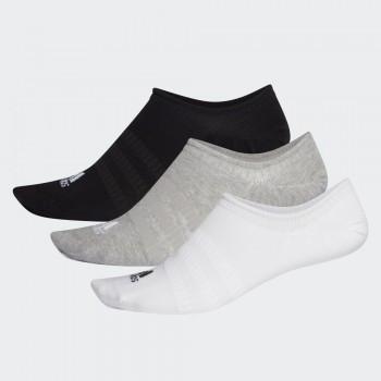 Короткие носки Adidas No-Show DZ9414 (упа. 3шт.)