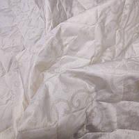 Матрасная ткань - Цветы Бежевые, фото 1