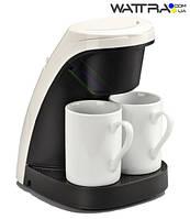 Капельная кофеварка GRUNHELM GDC04, 450 Вт / 0.24 л