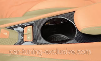 MANSORY middle console rear cover for Ferrari F12 Berlinetta