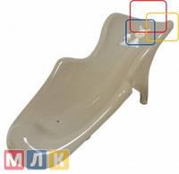 Maltex Подставка в ванночку Зебра, бежевая