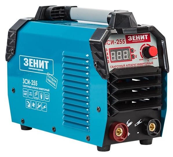 Сварочный аппарат инверторного типа Зенит ЗСИ-255 845764