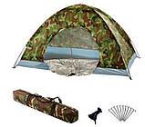Палатка четырехместная Stenson R17759, фото 2