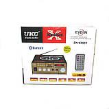 Усилитель звука UKC SN-606BT, c Bluetooth, фото 6