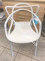 Стул пластиковый АС-006 серый, Mild, Viti ,Стул Masters Chair by Philippe Starck, фото 1