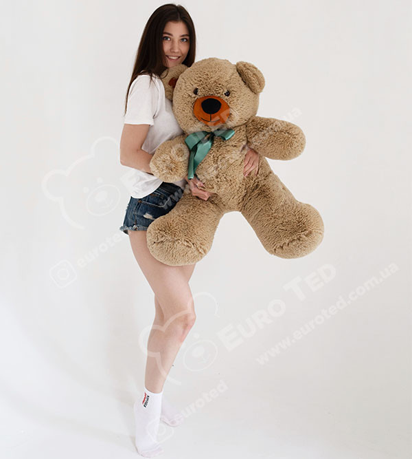 Плюшевий Ведмедик Мокко 100см
