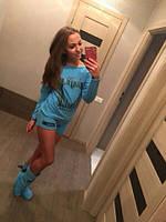Костюм-пижама +сапожки Moschino в подарок. код 36787