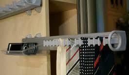 Вешалки для галстуков, ремней для шкафов-купе - «DiMax comfort»  в Каменском