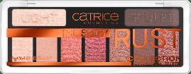 Палетка теней для век Catrice Cosmetics The Spicy Rust Collection, 10 g