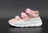 Sandals Версаче Chain Reaction Sneakers 36, фото 1