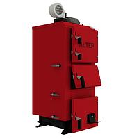 Котел длительного горения ALtep Duo Plus 25 кВт полностью автоматизирован с европейской автоматикой