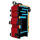 Котел длительного горения ALtep Duo Plus 25 кВт полностью автоматизирован с европейской автоматикой, фото 5