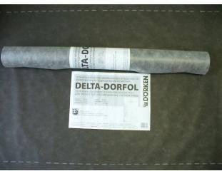 DELTA-DORFOL диффузионная плёнка, Sd=0,02 м