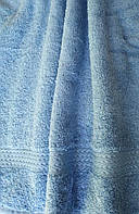 Рушник махровий блакитне 40*70