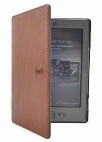 Чохол для Amazon Kindle 4 5 d01100 Коричневий