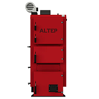 Котел длительного горения ALtep Duo Plus 31 кВт полностью автоматизирован с европейской автоматикой