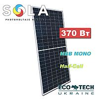 Солнечная батарея Sola SOLA-S120/370, монокристаллическая, 370 Вт