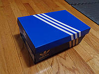Коробки для обуви Adidas голубой (синий)